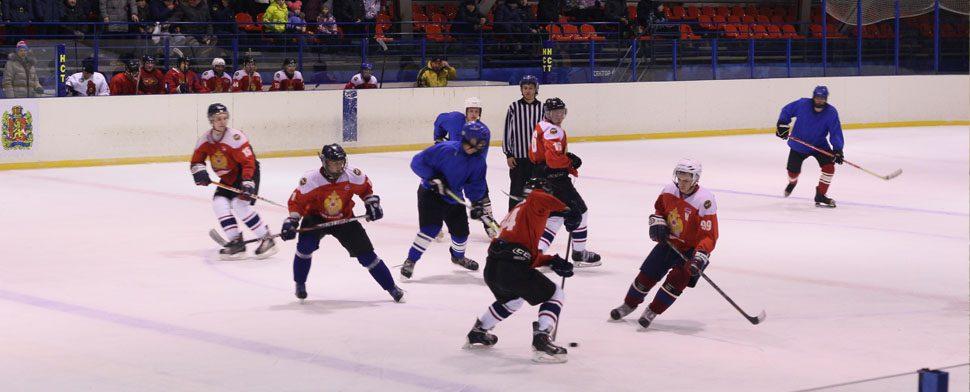 «Сибирские медведи» вышли в финал Чемпионата Железногорска